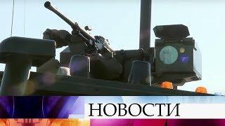 В Подмосковье проходят торжества, посвященные столетию создания первого полка дивизии Дзержинского.
