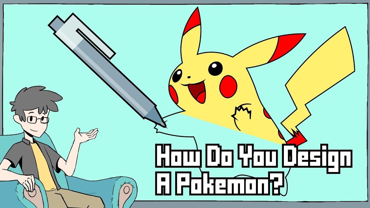 How Do You Design A Pokemon Jocat