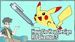 How Do You Design a Pokemon? | JoCat