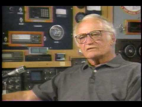 Barry Goldwater on Curtis Lemay and UFOs