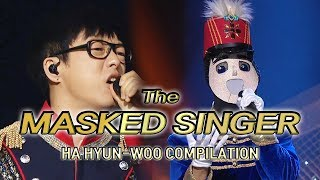 THE MASKED SINGER SPECIAL★HA HYUN-WOO★