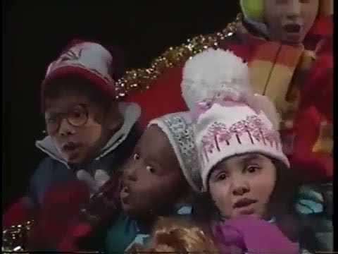 Barney & the Backyard Gang Waiting for Santa 1990 HD part ...