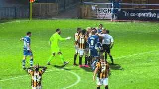 Rochdale 2-1 Port Vale: November 28th 2015: Highlights