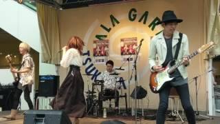 5/31デビューのバンド、Over The Topの「僕らの旗」発売記念イベント@L...