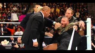 John Cena Vs Randy Orton Dangerous Fight