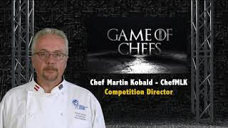 Who can enter the Game of Chefs ?