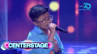 AMAZING! Rain Barquin shocks the judges with 'Magpakailanman' | Centerstage