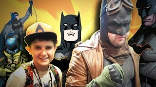Batman Missions | Jett's on a Batman Hunt!