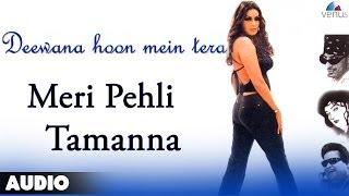 Deewana Hoon Mein Tera : Meri Pehli Tamanna Full Audio Song | Shatabdi Roy,Sidharth Dhawan |