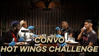 CONVO HOT WINGS CHALLENGE