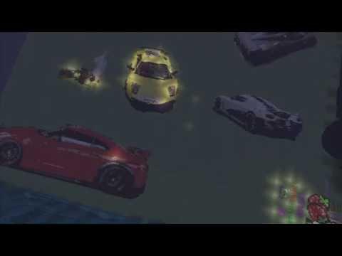 Minecraft Pixel Art Cars