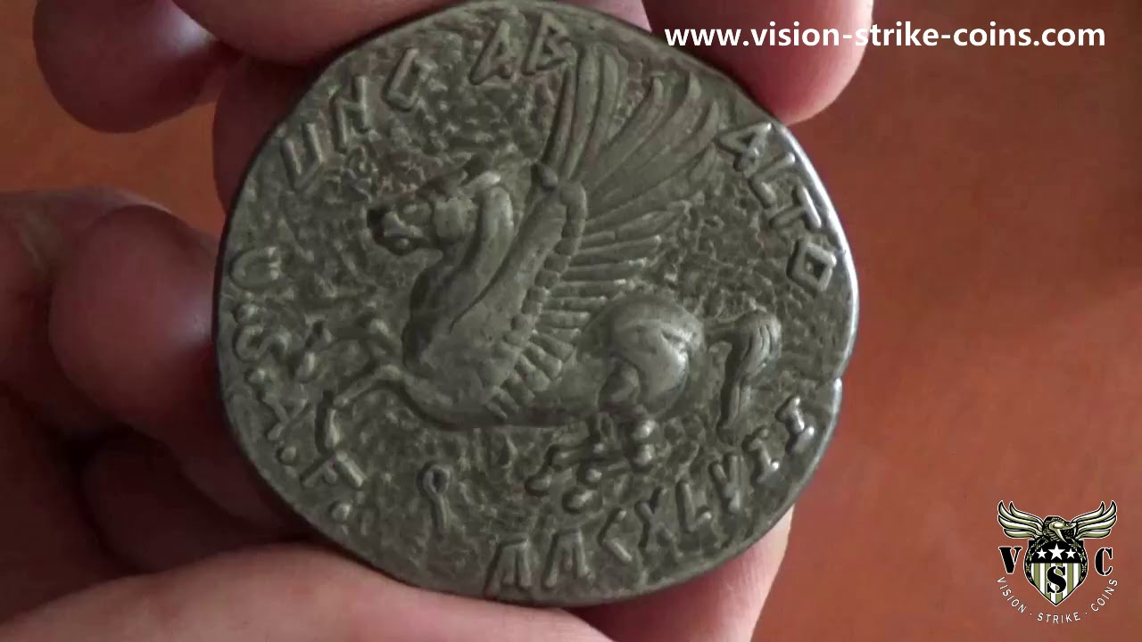 Air Force One Over All Ancient Liberty Challenge Coin