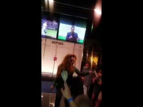Tainted Love - Miss LaBella Mafia At Nellie's Sport Bar