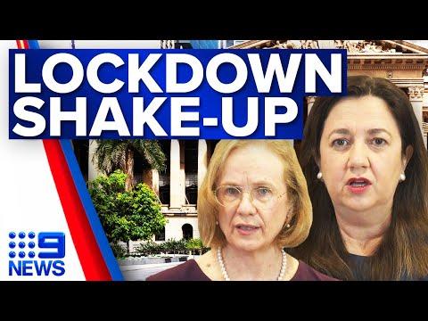 Brisbane and Moreton Bay lockdowns extended | Coronavirus | 9 News Australia