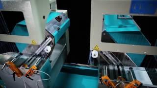 Yılmaz Makine |DC 550 SK - Çift Kafa Kesme Makinesi (Tam Otomatik)