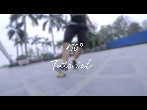 Freeline Skates Trick Tutorials #1: 180
