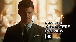 The Originals 1x17 Producers' Preview - Moon Over Bourbon Street [HD]