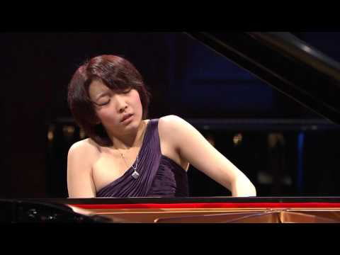Claire Huangci – Ballade in F major, Op. 38 (first stage, 2010)