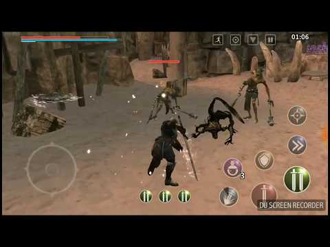 Game Offline HD - Action RPG  (Animus) with link