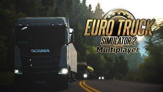 Del suelo al cielo - Euro Truck Simulator 2 #4