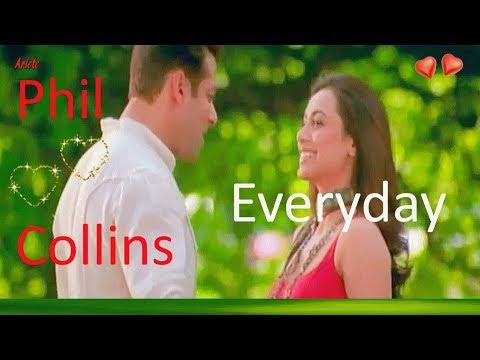 ♫💕Phil Collins - Everyday💕♫(TRADUÇÃO - HD)💕♫