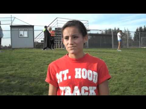 Mike Hodges Invitational  with Gabriella Diaz of Mt. Hood Community College