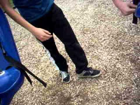 The Ball Torture test (jackass)