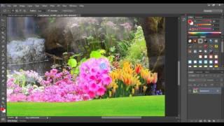How to learning Adobe Photoshop CS6 Speak Khmer 2016 Part 01