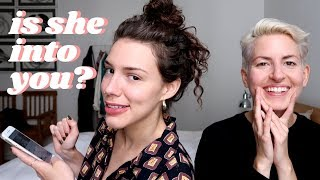8 Ways To Tell If A Girl Likes You | LGBT Edition