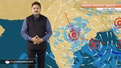 Weather Forecast for Oct 1: Rain in Chennai, MP, Vidarbha, Odisha, Bihar, East UP
