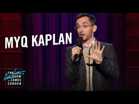 Myq Kaplan Standup