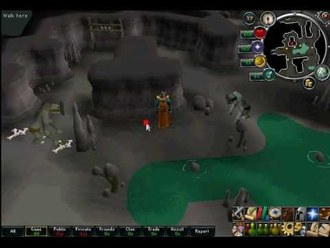 Great Money Making Method - Cave Horrors, RuneScape