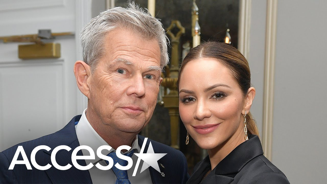 Katharine McPhee & David Foster Welcome Baby Boy
