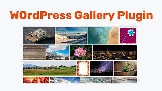 WordPress Gallery Plugin | Easy Image Gallery – Create a Lightbox Gallery on WordPress website