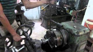 Threading Machine ( Made in GERMANY ) ( Muhammad Latif )