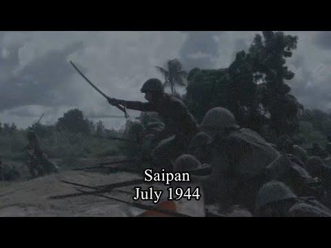 The last Banzai attack in History