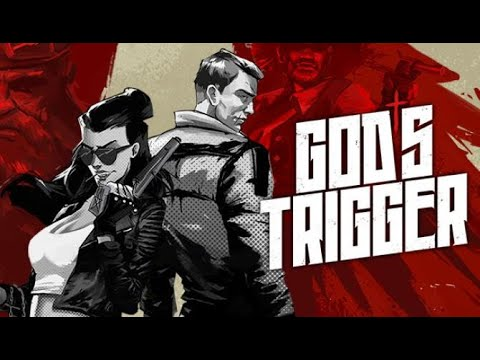 GODS TRIGGER (OMG edition) - Gameplay (First look) |