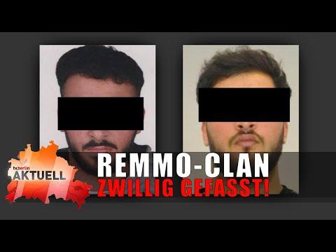 Download Gesuchter Remmo-Clan Zwilling gefasst