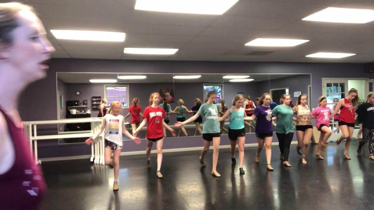 2019 Recital Routine Rehearsal Video Links - Dance Central