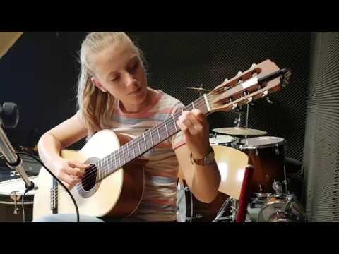 Laura Bender 5A, Mauro Giuliani: Etüde, Allegro op. 50