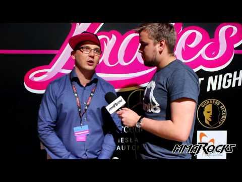 LFN 2: Łukasz Chmal - Będziemy kontynuowali ten schemat [Forum MMA]