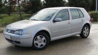 Volkswagen Golf IV 1.9 TDI 90CH (5cv) 5P 2000 vw Clim 4 airbags CD zsazsa