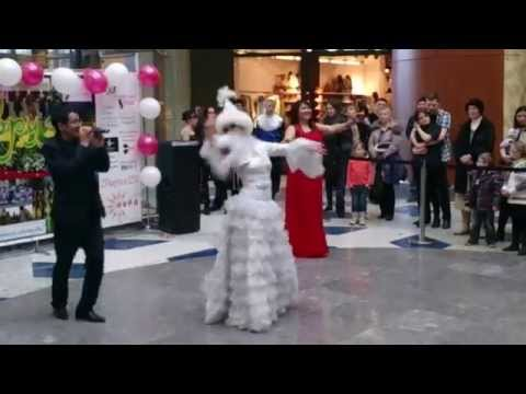 Novosibirsk Mall Dancer