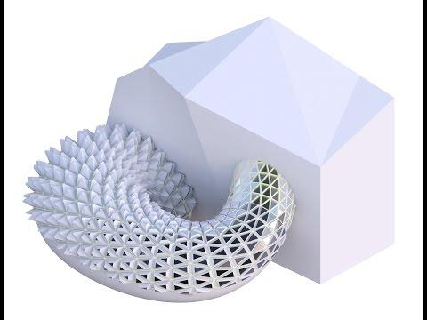 [Revit] Modun Adaptive Pyramid Shape Design