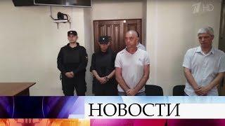 Суд Севастополя вынес приговор капитану украинского судна Виктору Новицкому.