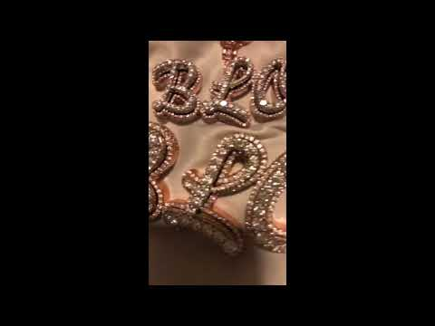 Hoodrich Pablo Juan New Artist Signed to Gucci Mane 1017 Showing off his jewelry
