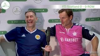 FansBet Football lounge - Hutchison and De Boer