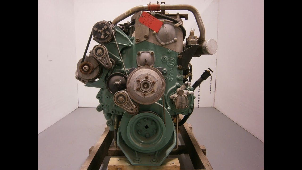 Detroit 60 Series >> 2007 Detroit 60 Series 455 Hp Engine