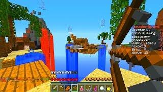 Minecraft SOLO OP Sky Wars #20 with Vikkstar