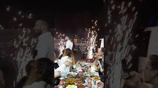 Ciğeristan da akşam yemeği